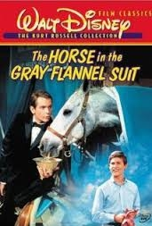 The Horse in the Gray Flannel Suit/ Лошадь во фланелевом сером костюме